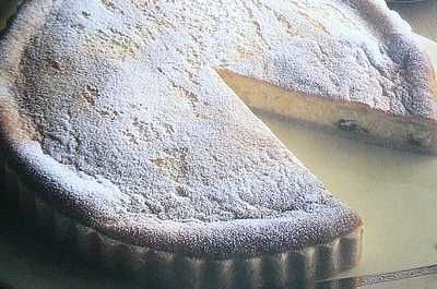 A French cheesecake recipe
