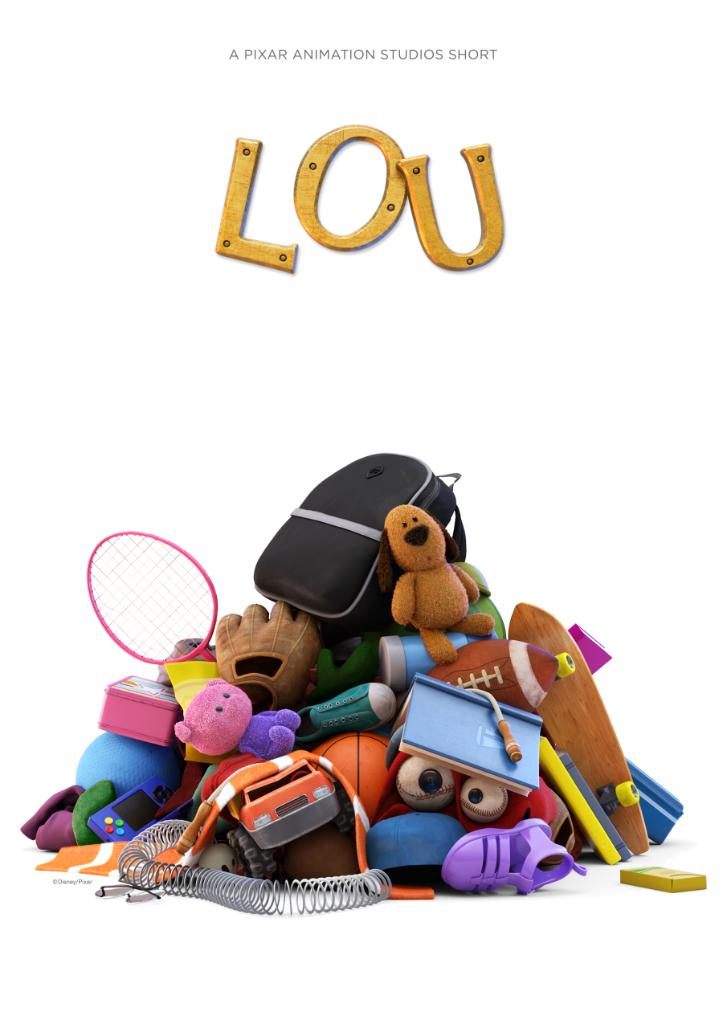 Excitement is piling up! See our new short, #Lou, in front of Cars 3 t...