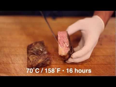 Short Rib • 70˚C / 158˚F, 16 hours #ChefStep #Food #Recipes #Yummy