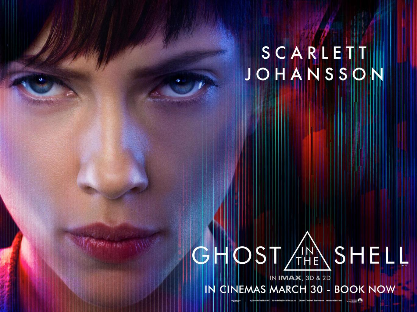 Ghost In The Shell Scarlett Johansson Her Shell Squad Feature In Sixty Intriguing New Hi Res Stills