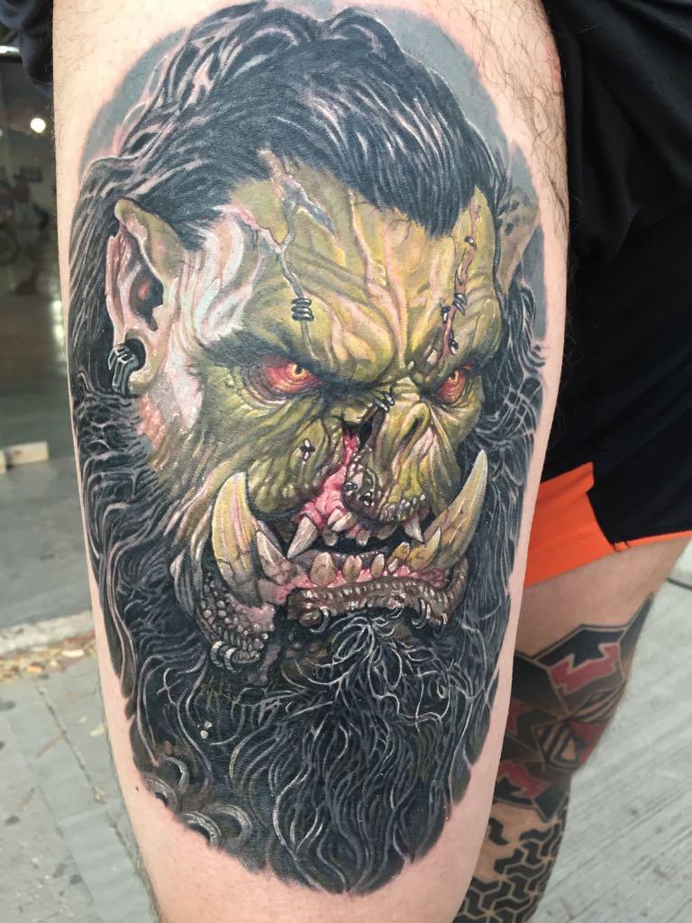 Yeyo Tattoos On Twitter Tattoo Realizado En La Conve De Neuquen