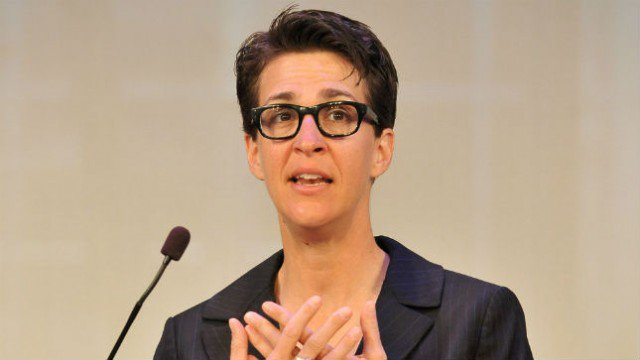 Trump tax story puts Maddow at No. 1 in cable news among younger viewe...