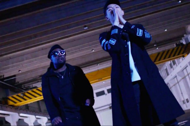 .@Wale teams with South Korean artist Rap Monster for viral new video