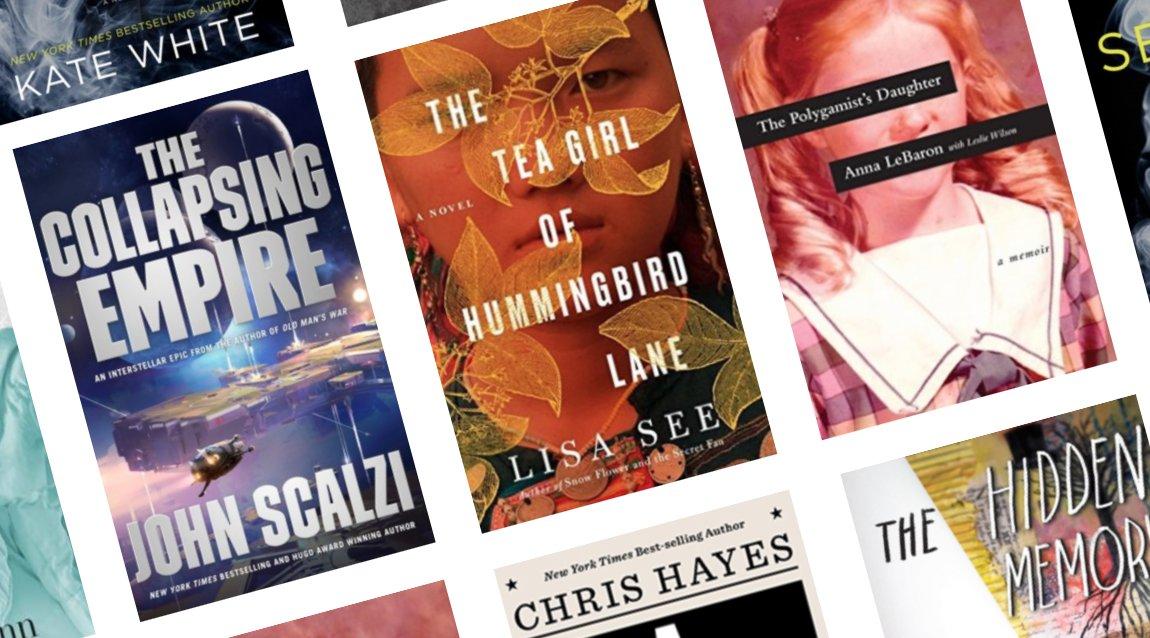 Goodreads On Twitter 7 Great Books Hitting Shelves Today Https T