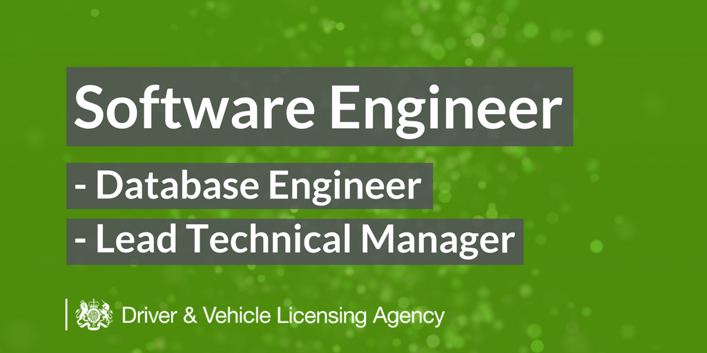 is looking for database engineers to help build world class digital services httpbitlysoftware engineer database engineer lead technical manager - Database Engineers
