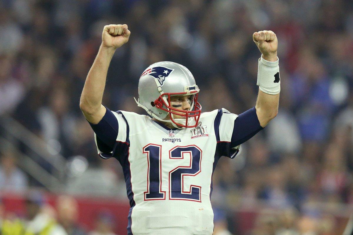 Encuentran jersey robado a Tom Brady en México
