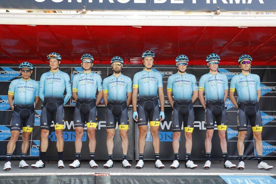 Tour de Catalogne : Dmitriy Fofonov : &quot;Résultat attendu&quot; #VoltaCatalunya #Astana #Fuglsang #Movistar  http:// dlvr.it/NhCB4g  &nbsp;  <br>http://pic.twitter.com/ett0tLu1IQ