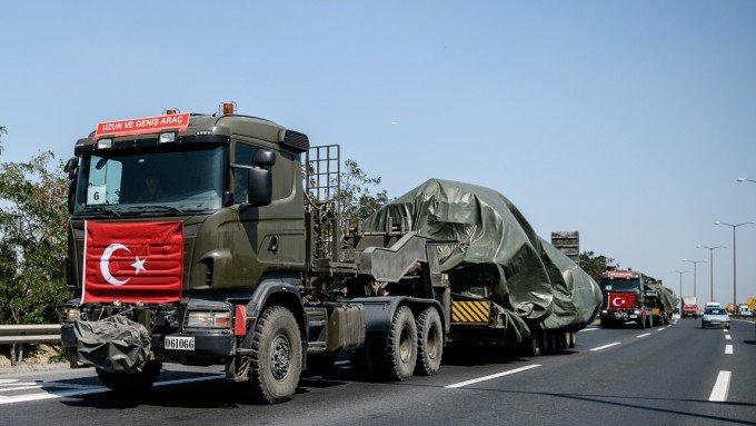 Правительство Германии блокирует экспорт вооружения в Турцию