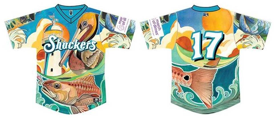 Biloxi Shuckers To Sport Tattoo Based Jersey Dutch Baseball Hangout