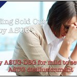 Here is the new advertising graphic for ASUG-DSG. Please forward to those in need of ASUG relief!