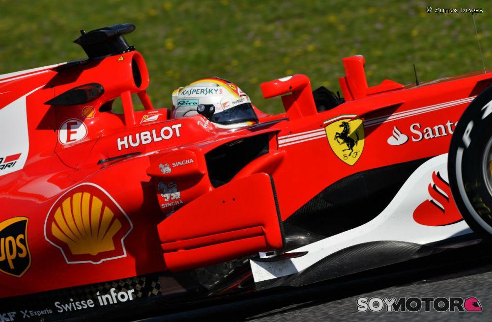 .@AussieGrit: 'Creo que Vettel ganará en el @ausgrandprix' - https://t...