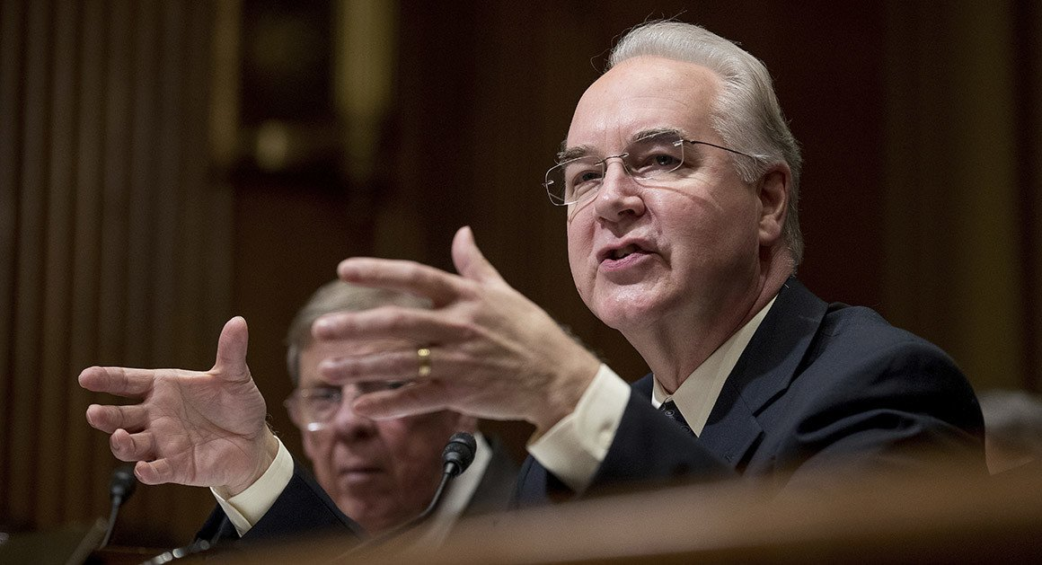 Tom Price on Obamacare repeal: Trump administration is 'going to make...