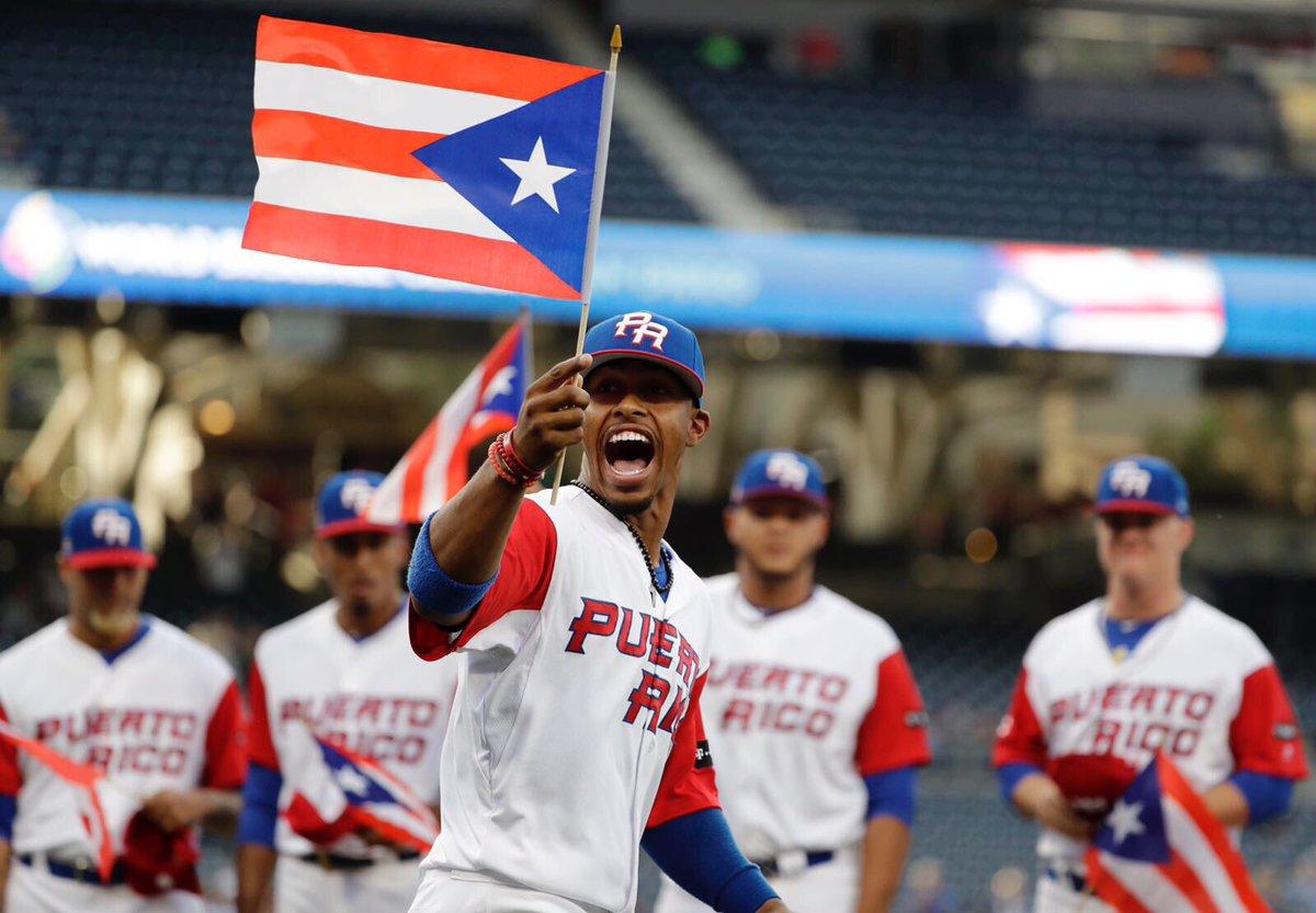 Puerto Rican Baseball Wallpaper
