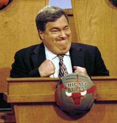Image result for jerry krause r.i.p.