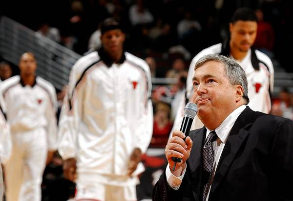 Jerry Krause, GM of the Bulls for their six title teams, has died. He...