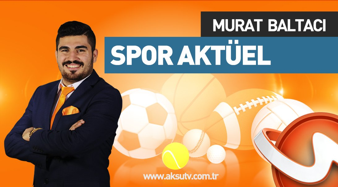 #SporAktüel Az Sonra #Canlı Yayın İle #AksuTV Ekranlarında.... https:/...