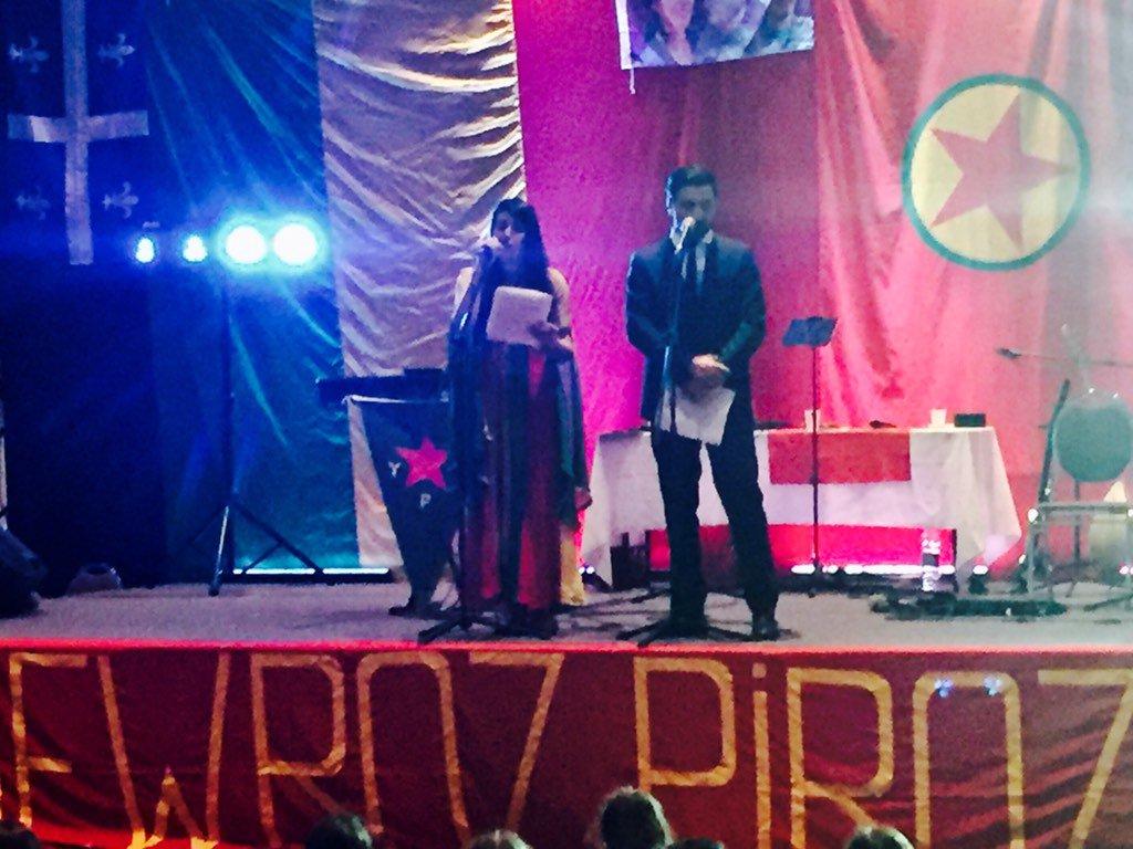 Je participe à la fête annuel kurdes du Newroz à Laval  &quot;Newroz Piroz Be&quot; #Kurds #Newroz2017Pirozbe<br>http://pic.twitter.com/lhbyg6UCWT