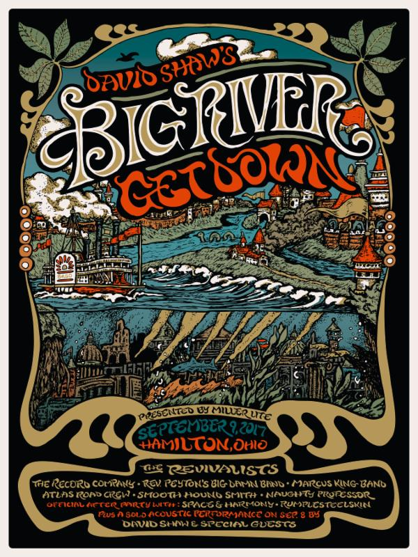 Big River Getdown