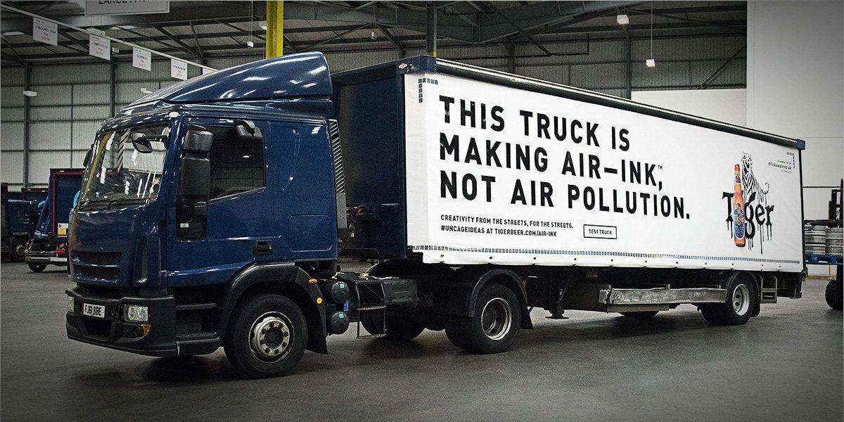 Bildergebnis für tiger trucks singapur air ink