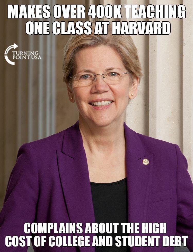 Leftist Hypocrisy! #BigGovSucks