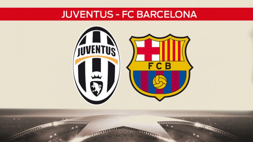 Rojadirecta JUVENTUS BARCELLONA Streaming Gratis Online Video: YouTube Facebook Live-Stream Canale 5