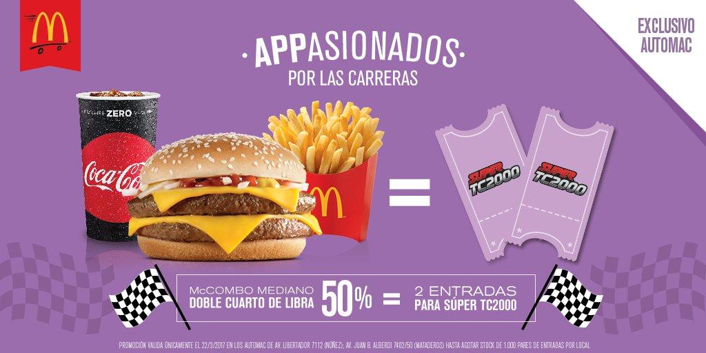 McDonald's Argentina on Twitter: