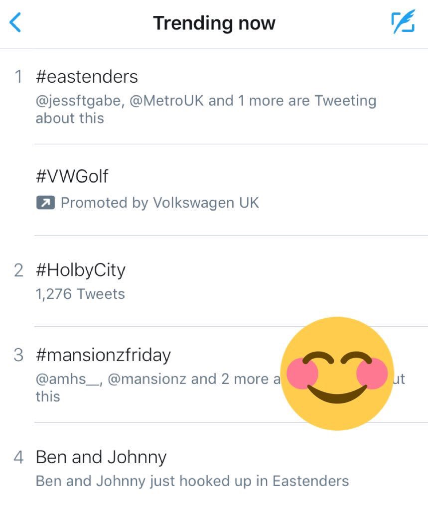 We trending #mansionzfriday #3!