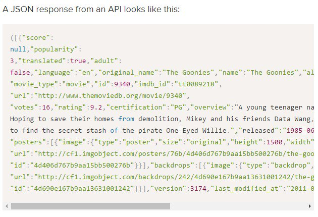 A Beginner's Guide To jQuery-Based JSON API Clients. via @smashingmag  https://t.co/AO5qTaqt26 https://t.co/fcXy53GWj6