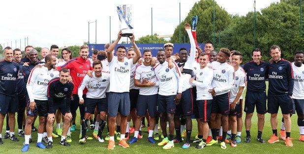 Daniel Bravo a annoncé que le Paris Saint-Germain participera une nouvelle fois cet été à l&#39;#ICC    http:// po.st/AGakPf  &nbsp;  <br>http://pic.twitter.com/64E7apD52Q