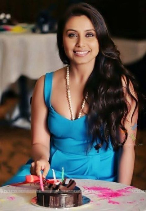 Here s wishing the queen of expressions, Rani Mukerji a very happy birthday