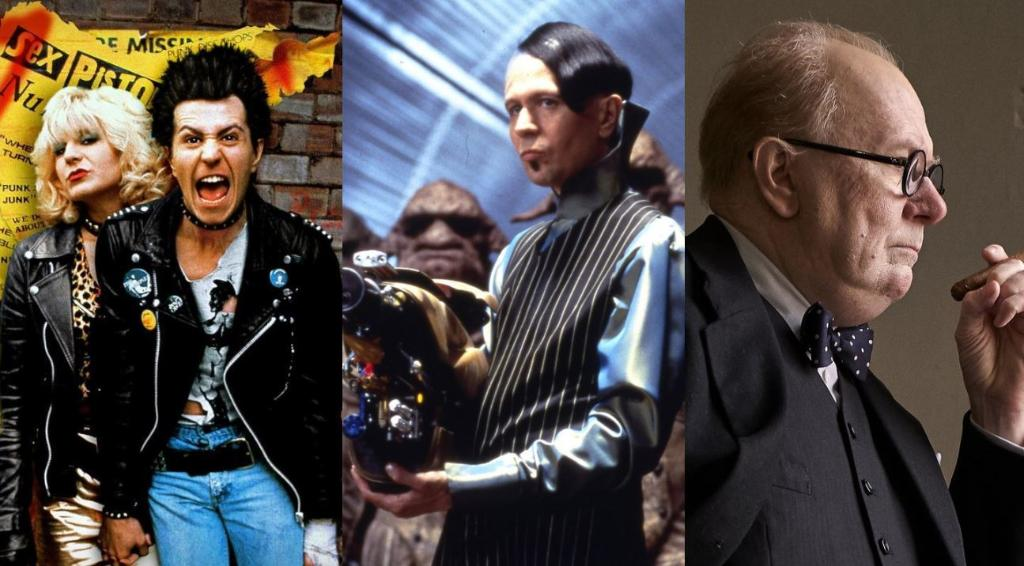 Celebrate Gary Oldman's birthday with a look at the versatile actor's...