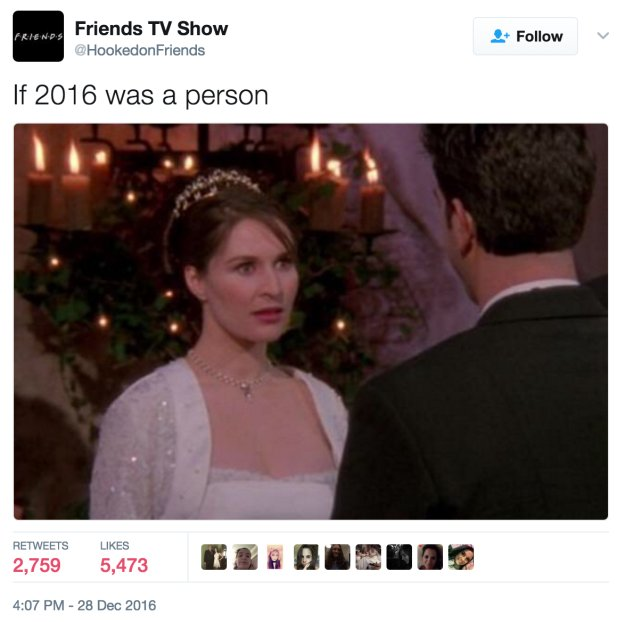 23 totally random jokes about 'Friends' you didn't know you needed in your life bzfd.it/2nz2r0o
