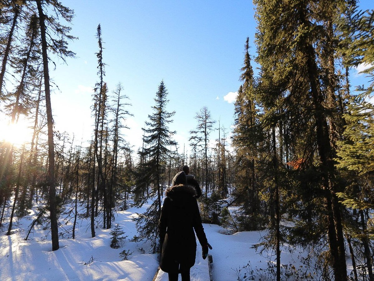 WARNING: You will not want to leave Prince Albert National Park. #Expl...