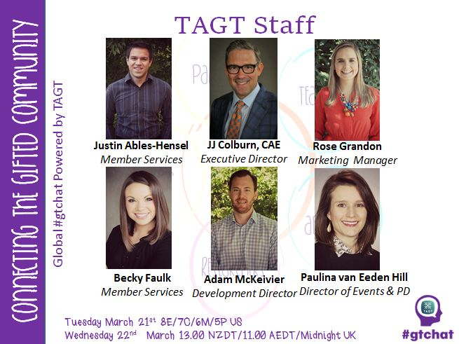 Today we're celebrating 5 YEARS of support from #TAGT @TxGifted & looking to many more years of collaboration ahead!  #gtchat https://t.co/aB0lAgE5z5
