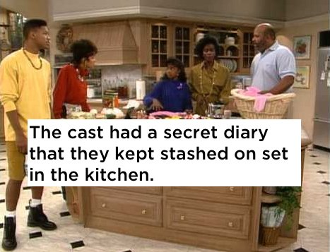 "17 things you may or may not know about ""The Fresh Prince Of Bel-Air""..."