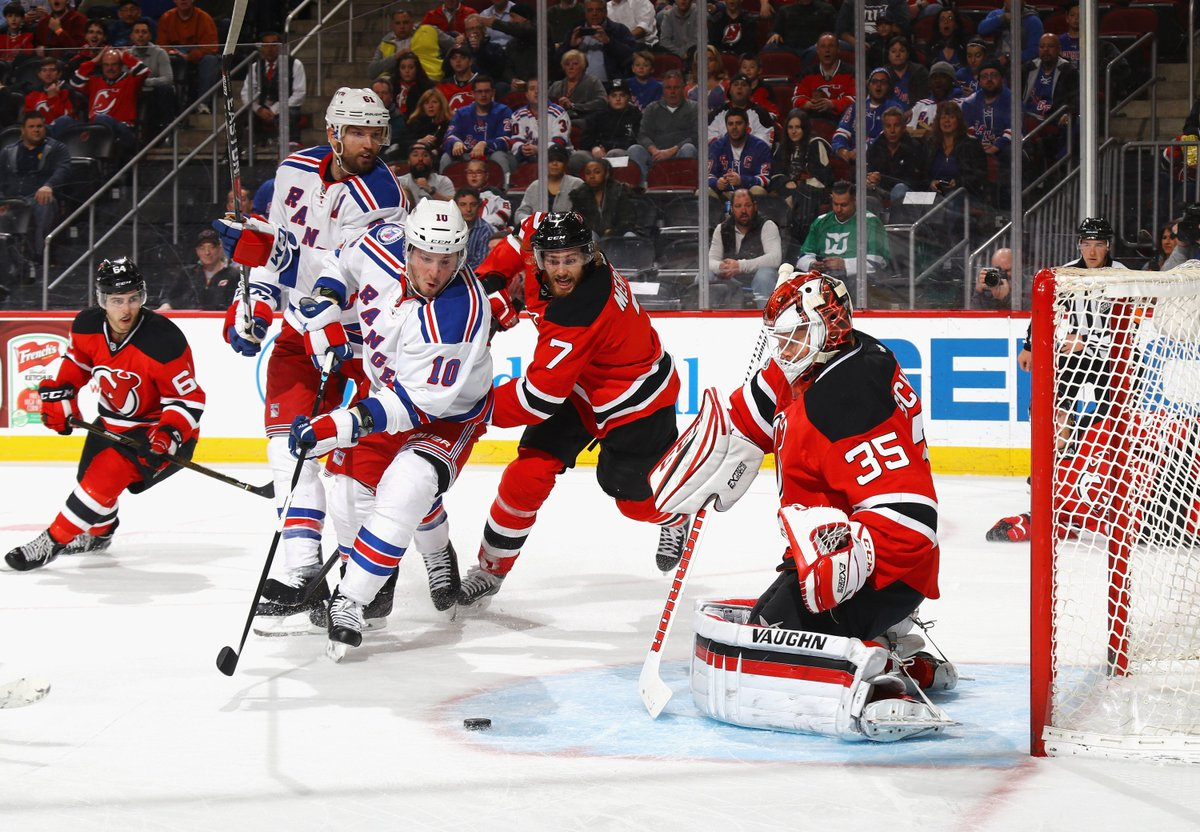 #NYR fall to the Devils in overtime 3-2. https://t.co/aFpMP7YloC
