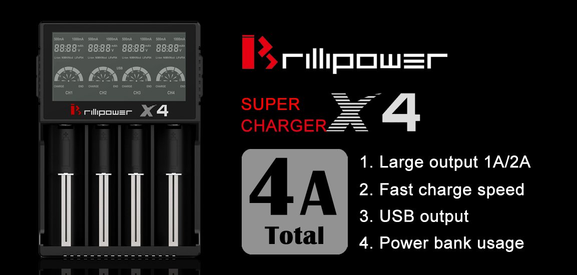 Image result for BRILLIPOWER X4