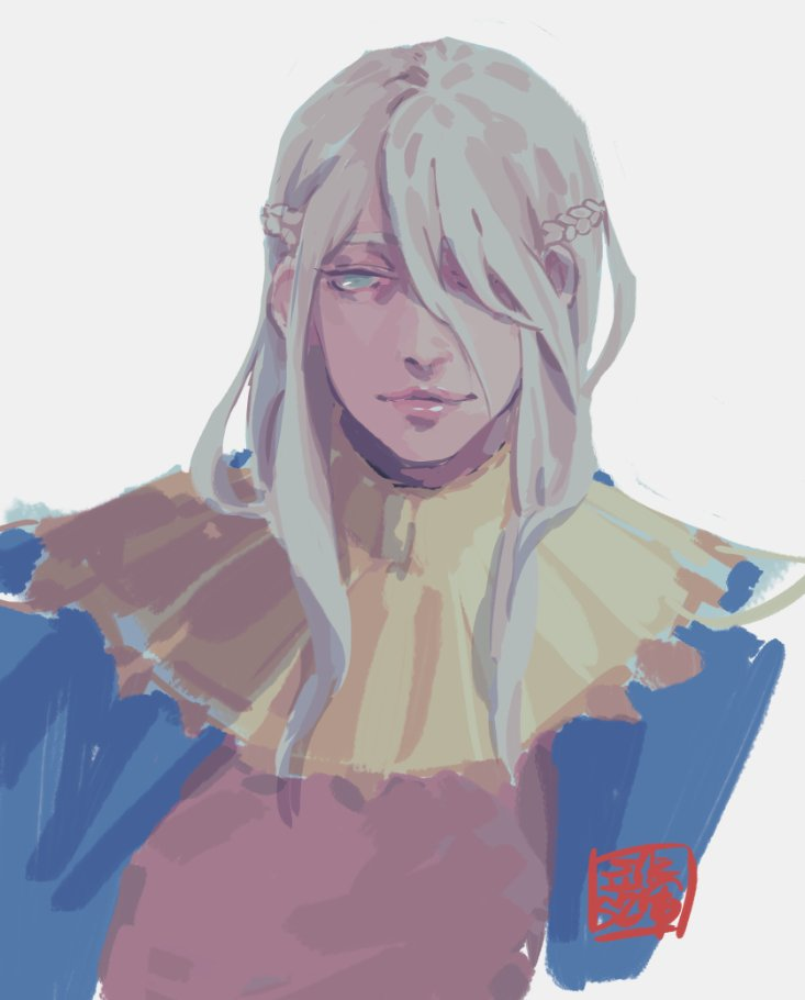 inspired to doodle dark mage libra...hh uff https://t.co/bGB2sWGyFU