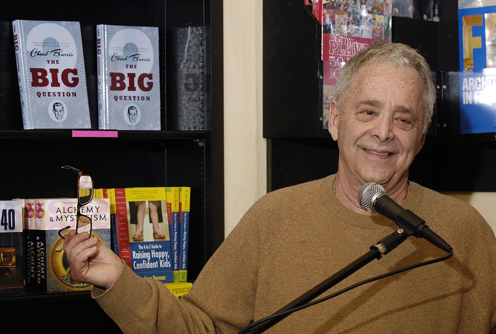 JUST IN: Game-show producer and 'Gong Show' host Chuck Barris has died...