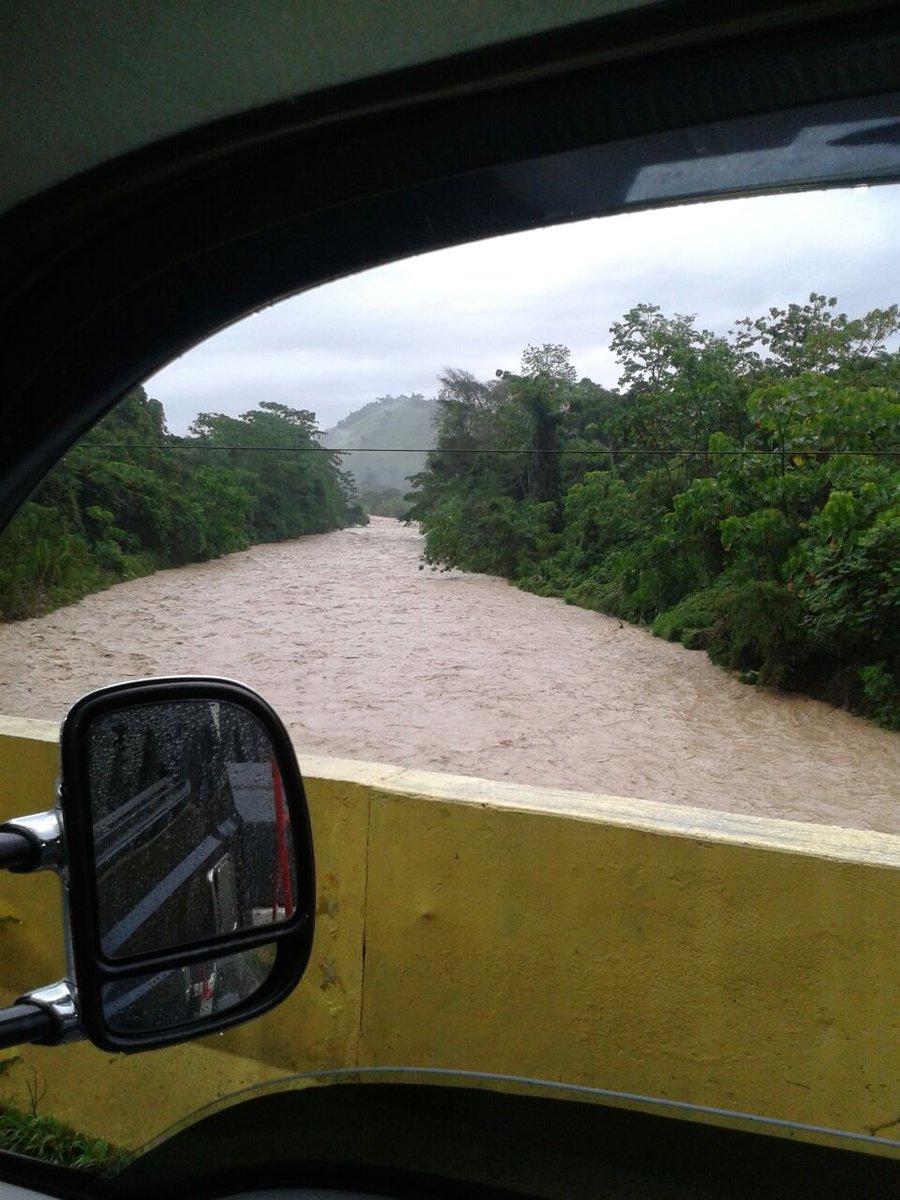 #LoMásRT #Táchira #21M Fuertes precipitaciones ocasionan nuevamente af...