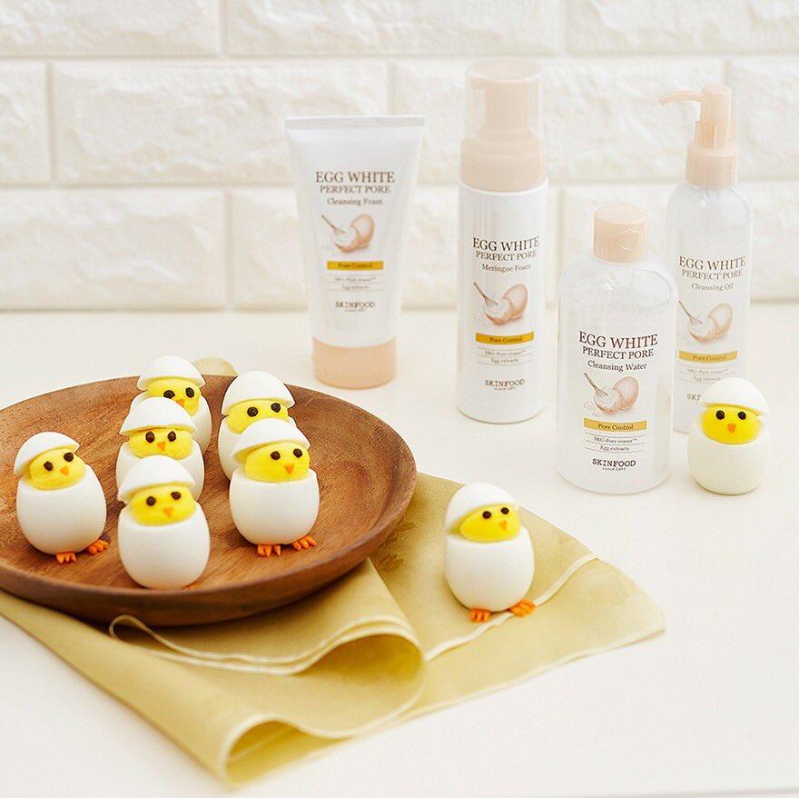 Kết quả hình ảnh cho Egg White Perfect Pore Cleansing Oil