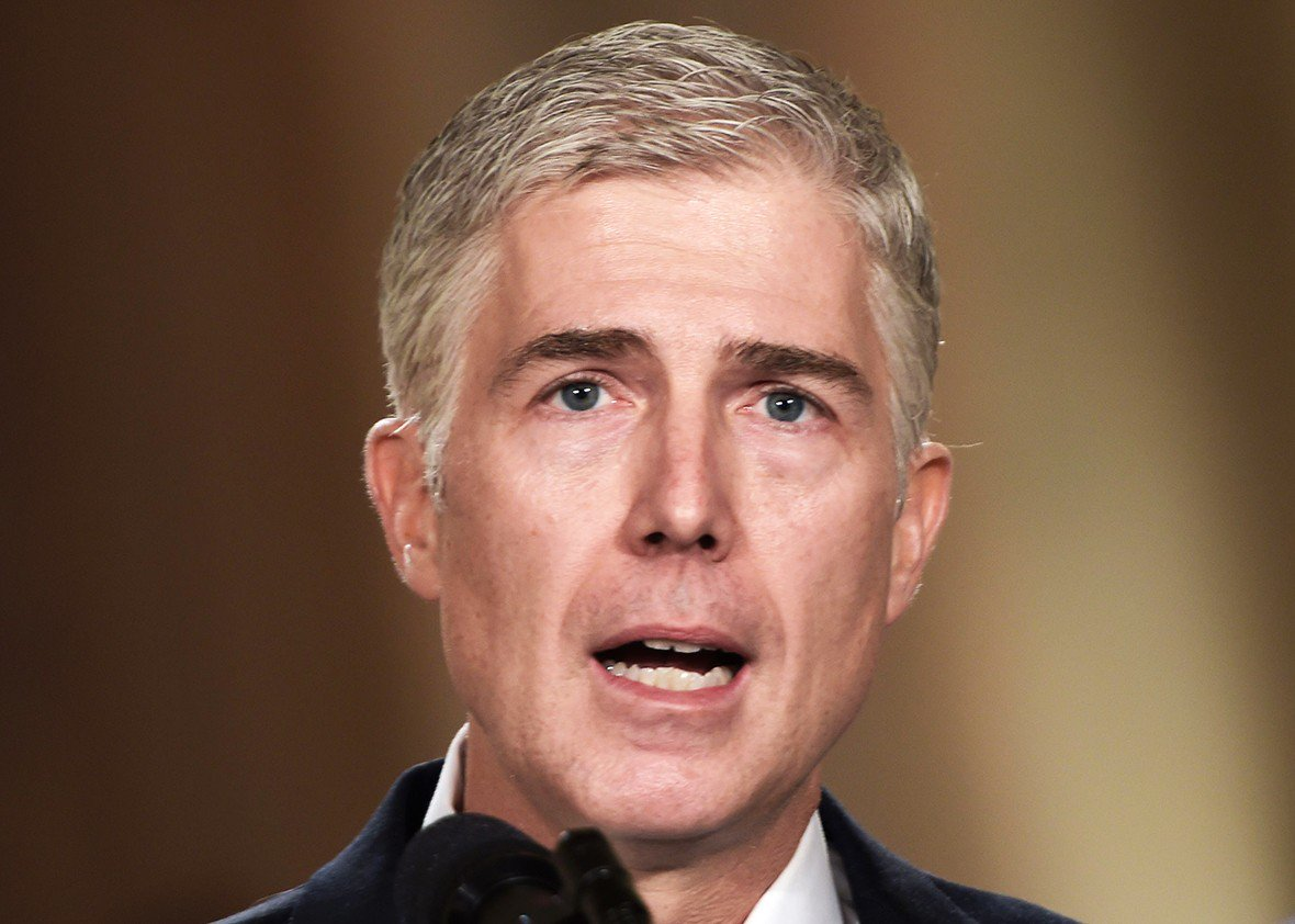 A reminder for liberals: Neil Gorsuch is what happens when you don't v...