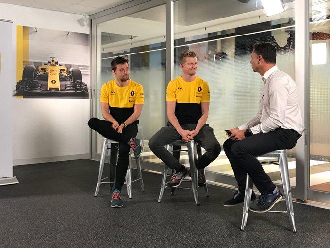 Re: Der Fan-Club für Nico Hülkenberg
