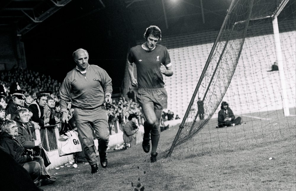 The story of Ronnie Moran's 49 years at Liverpool FC told in pictures:...
