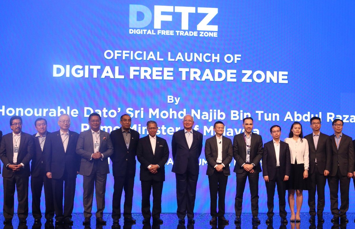 Alibaba Group On Twitter Partners W Mymdec To Launch First Overseas Hub For Electronic World Trade Platform In Malaysia