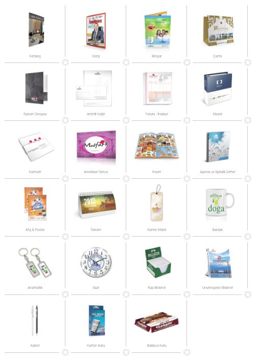 #matbaa #katalog #dergi #broşür #çanta #sunumdosyasi #antetlikağıt #fatura #klasör #kartvizit  #amerikanservis #insert  #ajanda #afiş #kutu<br>http://pic.twitter.com/ul4UbWpgBA