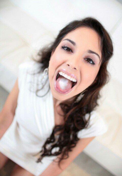 marisela dougla xxxx on Twitter: Load her mouth! #