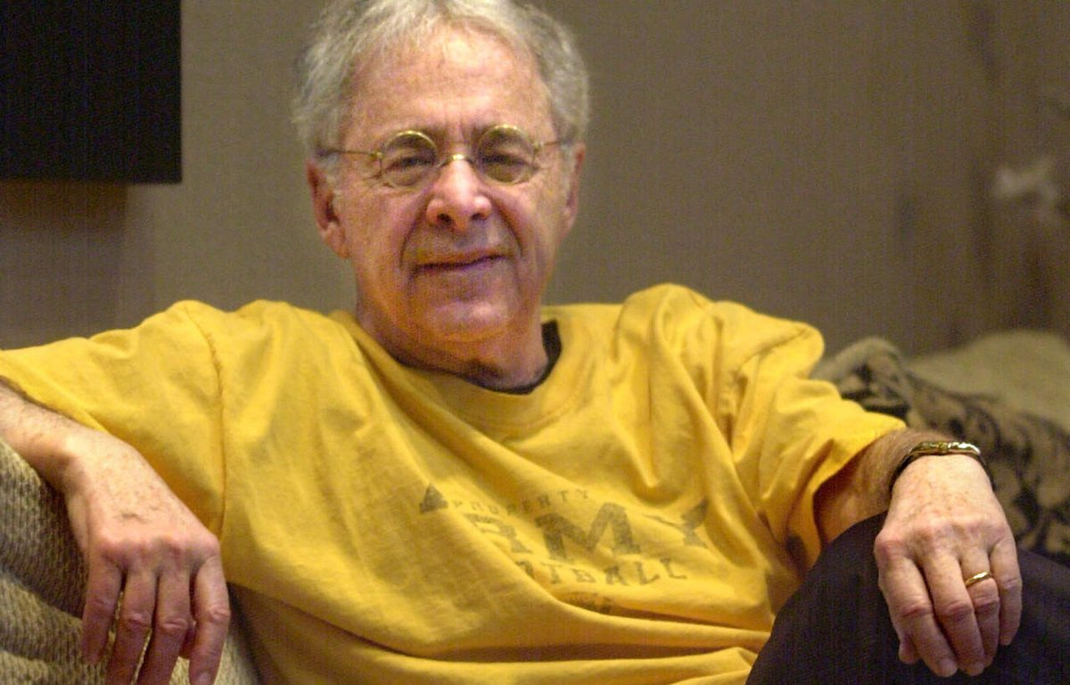 MORE: Chuck Barris, creator of the 'Gong Show,' dead at 87 https://t.c...