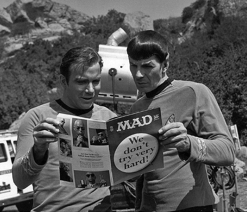 Happy birthday William Shatner, 86 today! Live long and prosper... #we...