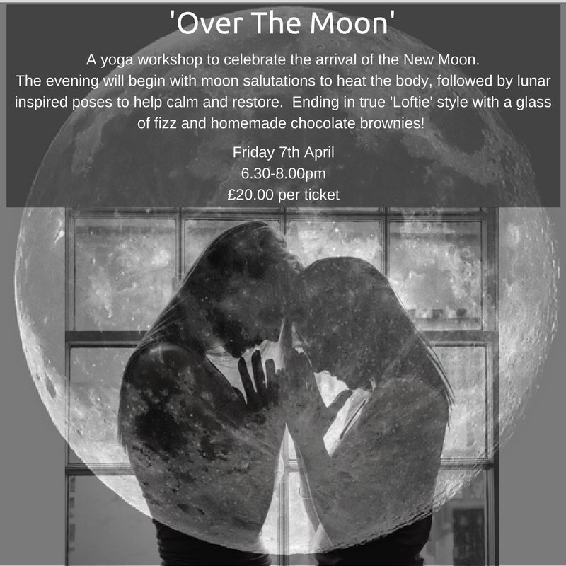 Super excited to announce the first workshop of the year! @Theyogaloftsua #yoga #fullmoon #clarity <br>http://pic.twitter.com/KSj4O9mGaf